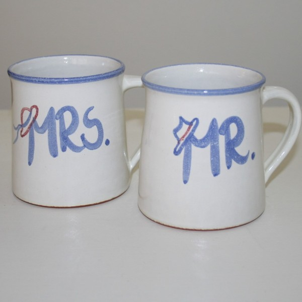 Tasse, Mr.& Ms.
