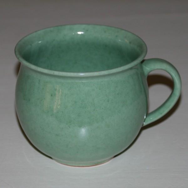 Tasse grün, XL - Tasse
