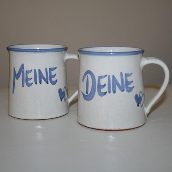 Tasse, Meine & Deine