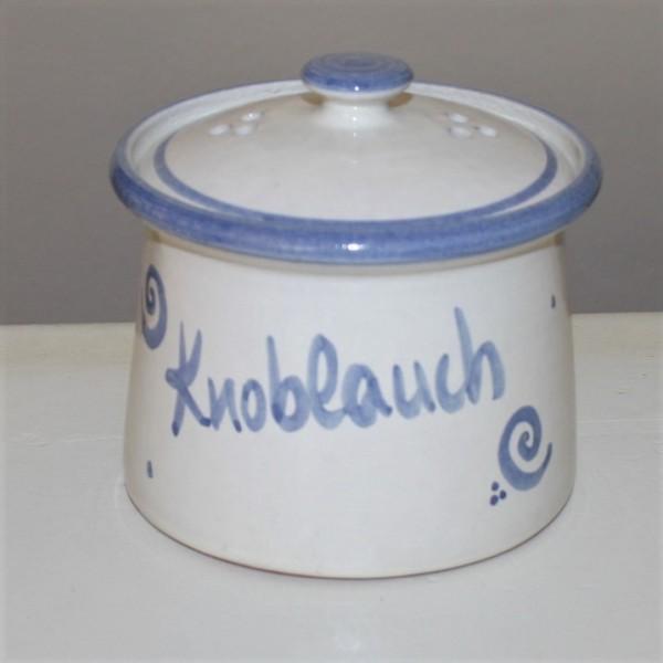 Vorratsdose, Knoblauch