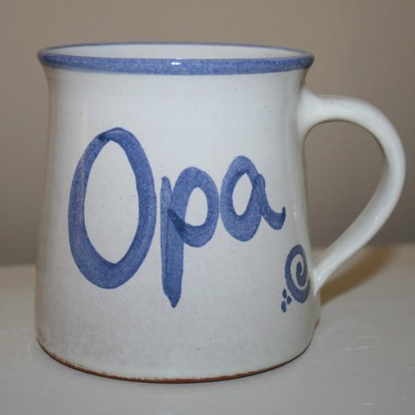 Tasse, Opa