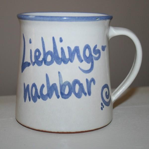 Tasse, Lieblingsnachbar